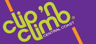 Clip 'N Climb Central Coast